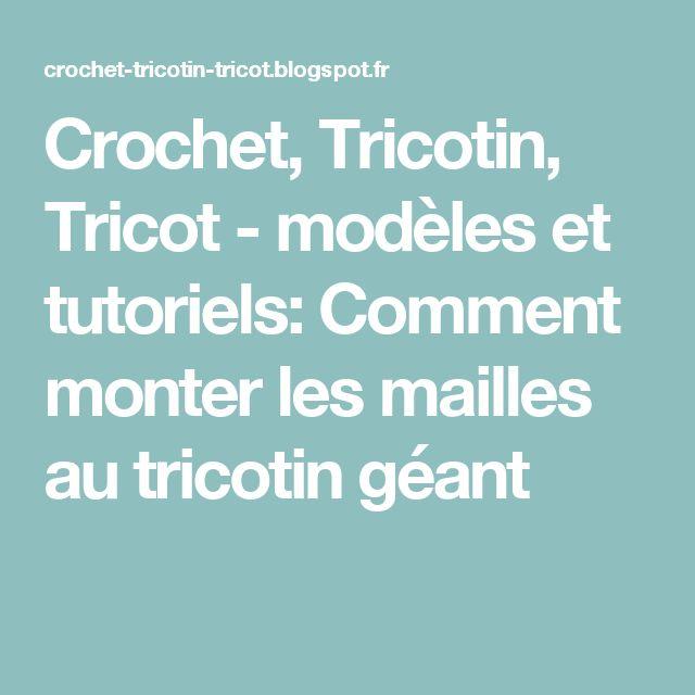 1000 id es sur le th me tricotin rond sur pinterest tricotin tricotin long et tricoter - Tricotin rond comment terminer ...