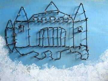kasteel timmeren!!