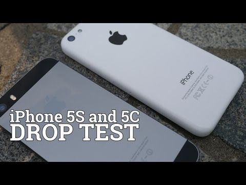 Which Of The New iPhones Can Survive The Drop Test? (Video)