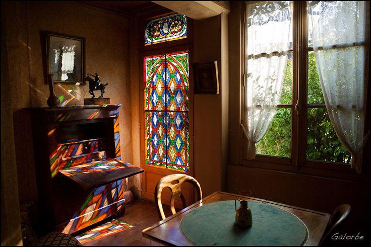"""Le """"cabinet oriental"""" Le Combray de Marcel Proust"""