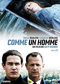COMME UN HOMME (2012) de Safy Nebbou, avec Emile et Charles Berling, le test du DVD édité par Diaphana : http://www.dvdfr.com/dvd/c62315-comme-un-homme-le-test-complet-du-dvd.html