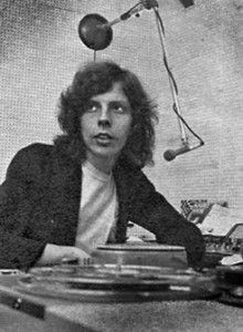 Peter Holland op Radio Noordzee (1973)