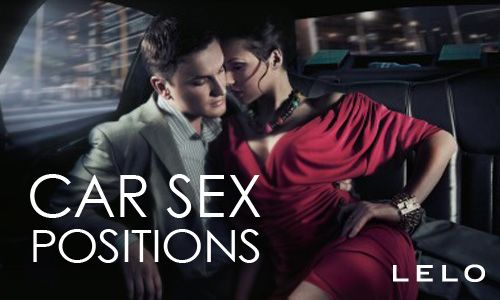 Lelo Shares The Best Sex Positions To Use In A Car 1