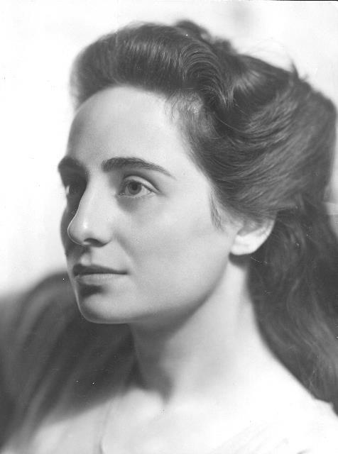 Women in Art - Goliarda Sapienza - Italian Writer