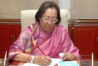 Week after rejig, Najma Heptullah quits Modi Cabinet