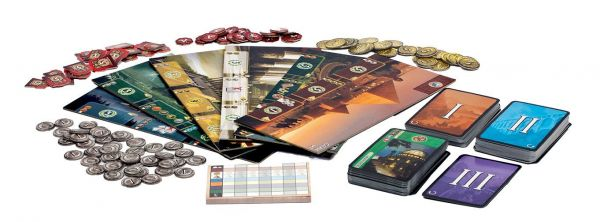 Highly Rated 7 Wonders Board Game Just $23.99!