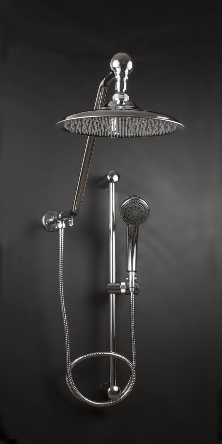 Bathroom rain showers - Atlantis Rain Shower Heads With Powerful Handheld
