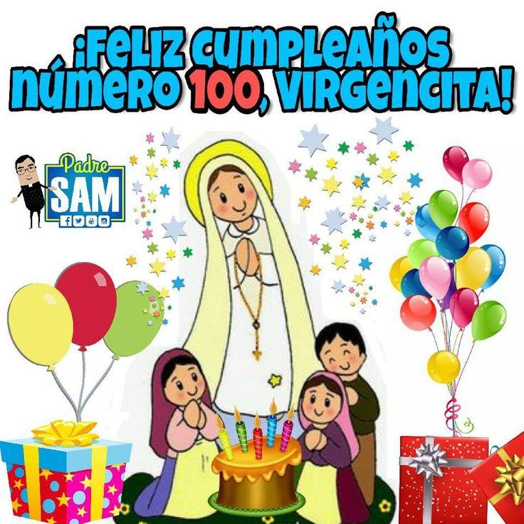 Imagenes+De+La+Virgen+De+Fátima+100+Años
