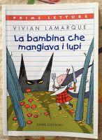 Il Mondo di Cì: Libri: La bambina che mangiava i lupi