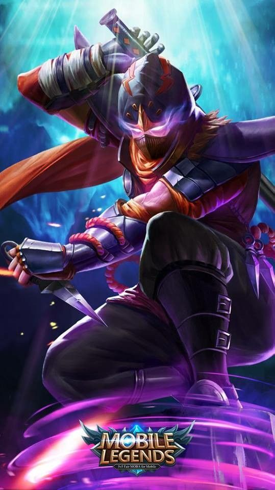 heroes wallpaper , game. mobile legends