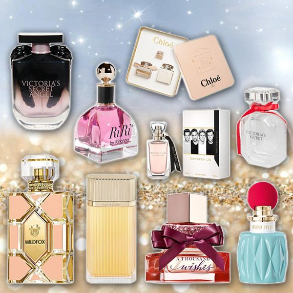 These are the best holiday perfume gift sets -- shop the scents on sale now!
