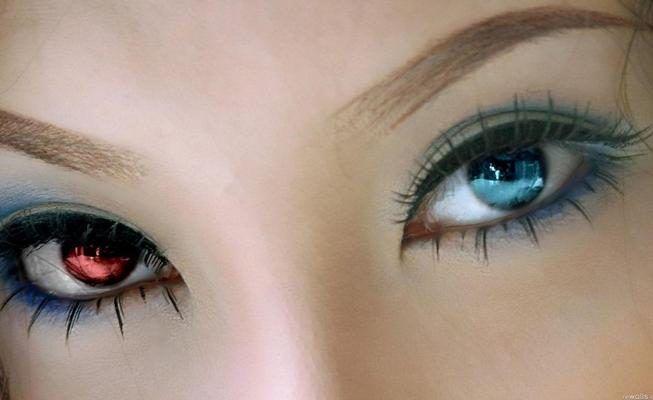 Ваша совместимость по цвету глаз / Мистика