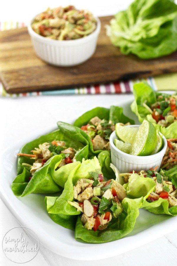 Tight, asian lettuce salad recipe god that looks