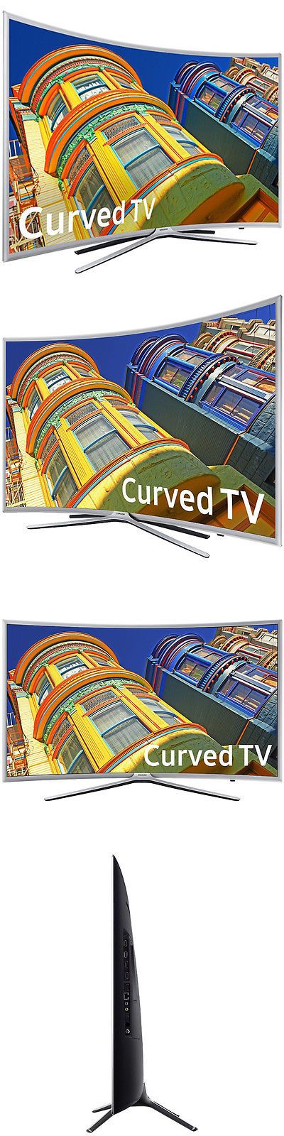 Televisions: Samsung Un55k6250 - Curved 55-Inch 1080P Full Hd Led Smart Tv - K6250 6-Series -> BUY IT NOW ONLY: $749.99 on eBay!