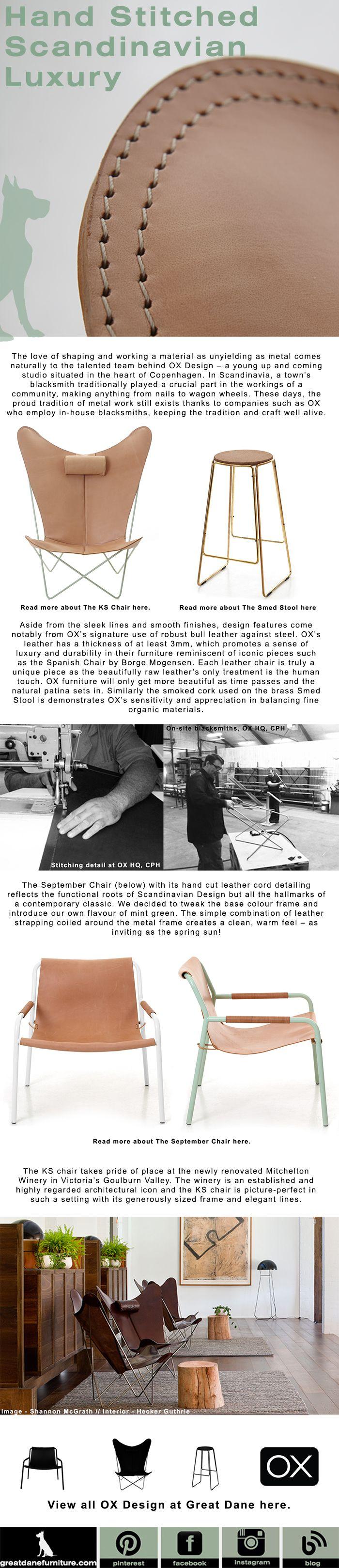 Hand Stitched Scandinavian Luxury