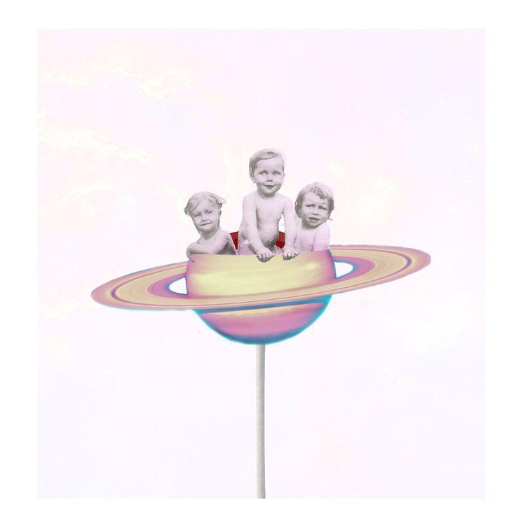 Saturn's Child. Conchi Guerrero