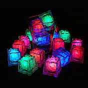 20 - Ice Cubes Luces LED Light Color Changing – USD $ 29.99