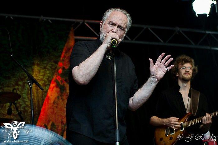 Joachim Witt at Castle Rock Festival  More pictures: www.vitanigra.com