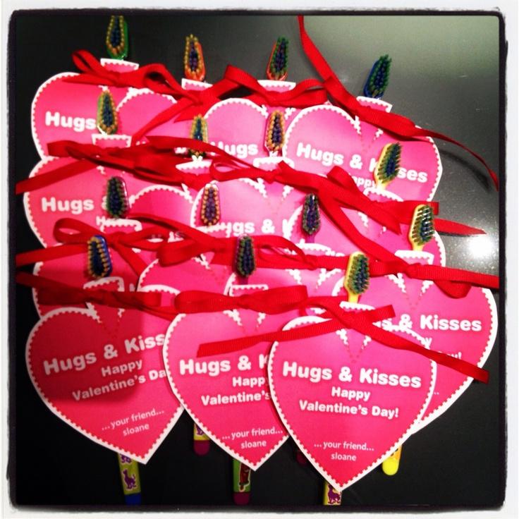 Kid S Valentine S Day Card Idea Valentine S Gift To 2