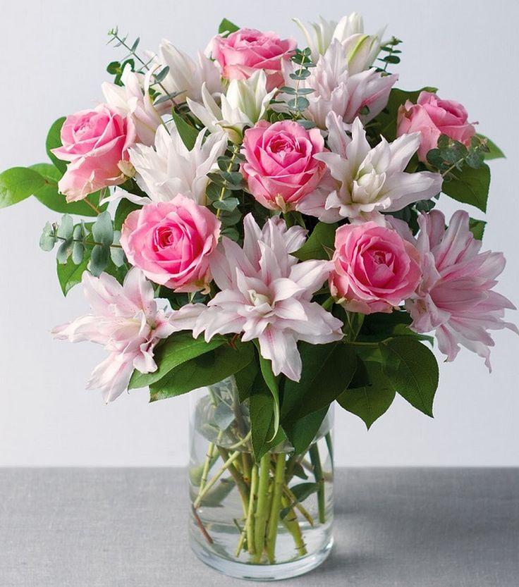 Épinglé par Irène Paniez sur Bouquet magnifïque   Bouquet de fleurs anniversaire, Image bouquet ...