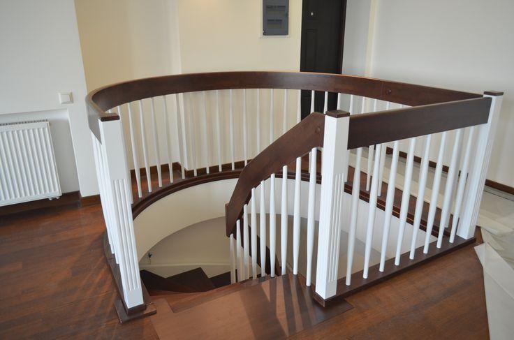 #лестница деревянная  www.prima-m.com.ua