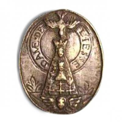 médaille de Notre Dame de Liesse, bronze.