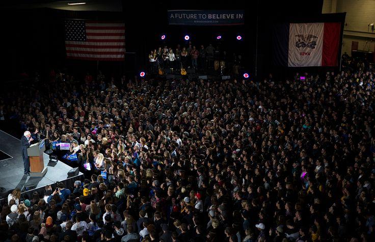Saturday Night With Bernie, Politician Turned Internet Icon