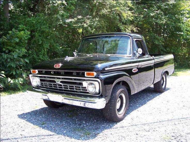 OLd Pickups | 15 Photos of Old Ford Pickups - RealTruck.com Blog