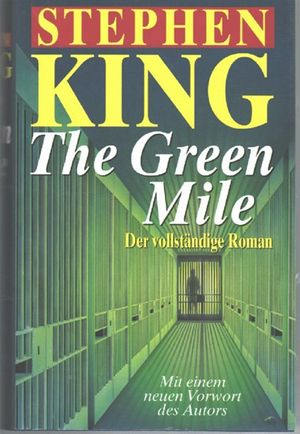 The Green Mile Buch