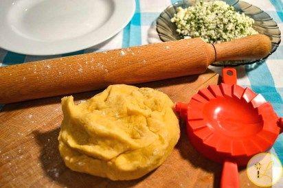 ravioli carbonara cu branza de capra si bacon (2)
