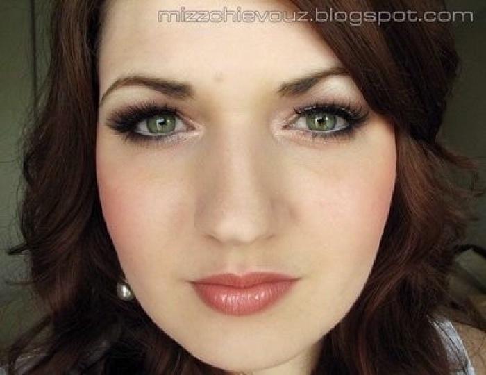 Wedding Makeup For Green Eyes And Brown Hair Makeup Tutorial Trick