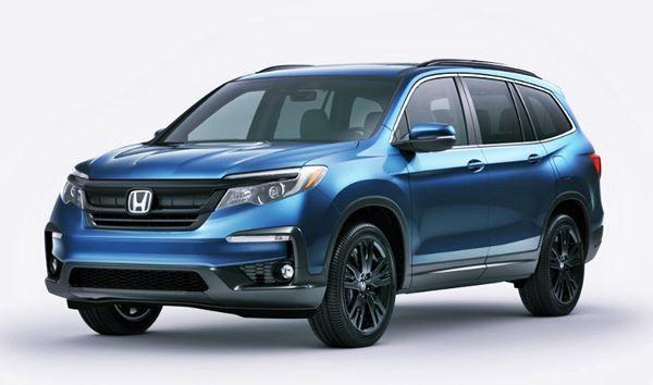 New 2022 Honda Pilot Redesign In 2020 Honda Pilot Cars Usa Honda
