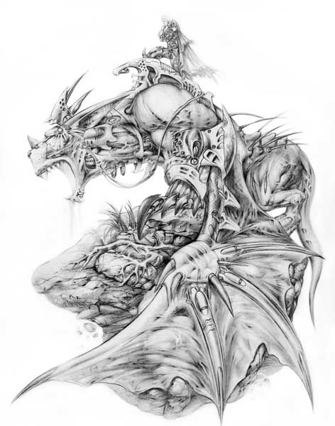 Amazing Art Of Demons Pencil Sketches Pinterest Drawings