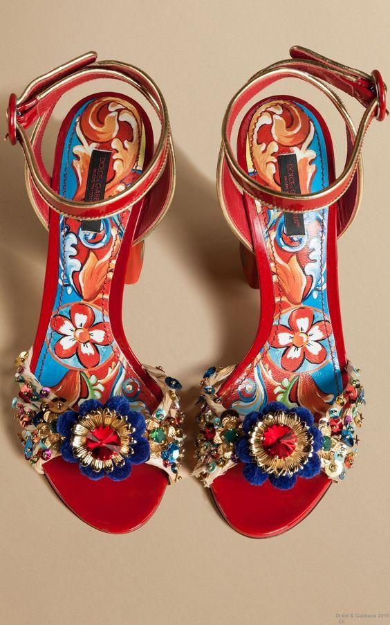 Dolce & Gabbana 2016: