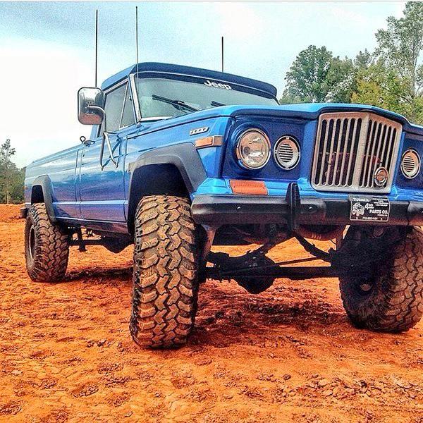 Best 25+ Jeep Truck Ideas On Pinterest