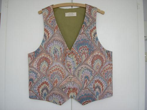 Handmade Ladies Florentine Waistcoat 12 - 14