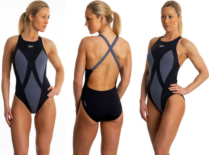 Swim: Speedo Lzr Competition Suit