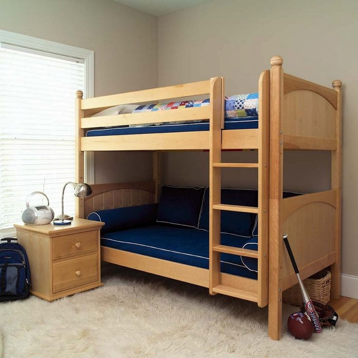 painting of good small bunk beds for toddlers