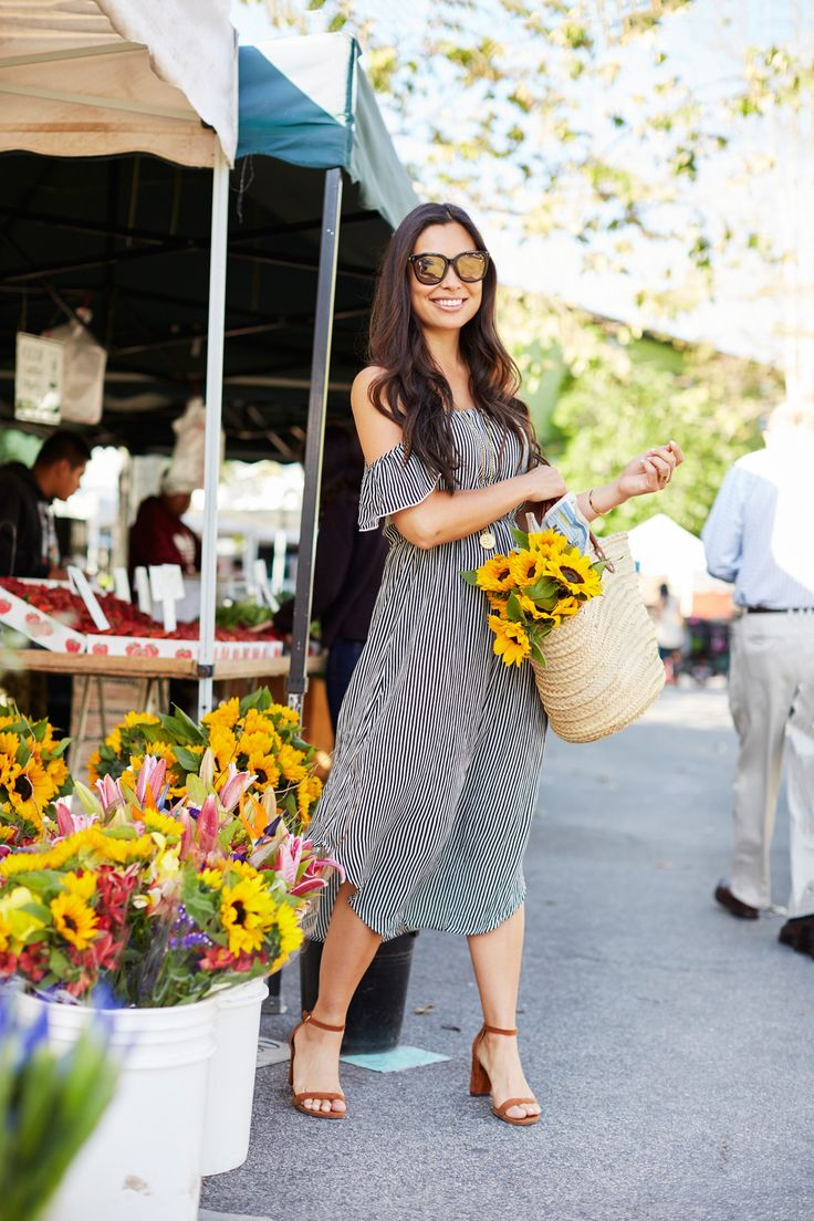 The new york vanity was named perfectly it has that city chic look - With Love From Kat Venice Farmer S Market