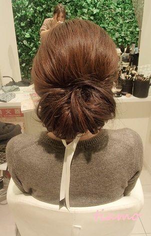 可愛い花嫁さまの素敵チェンジ3スタイル♡リハ編 |大人可愛いブライダルヘアメイク『tiamo』の結婚カタログ