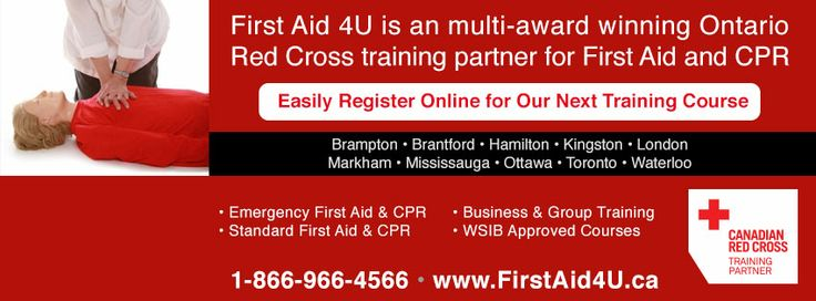 Firstaid4u.ca is Ontario's #1 First Aid & CPR training partner with more location across Ontario to serve you better.
