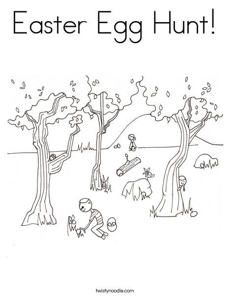 egg hunt coloring pages - 452 best images about coloring pages on pinterest