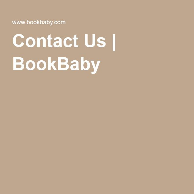 Contact Us   BookBaby