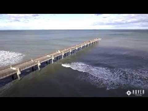 Hurricane Matthew | Jax Beach Pier - http://jacksonvilleflrealestate.co/jax/hurricane-matthew-jax-beach-pier/