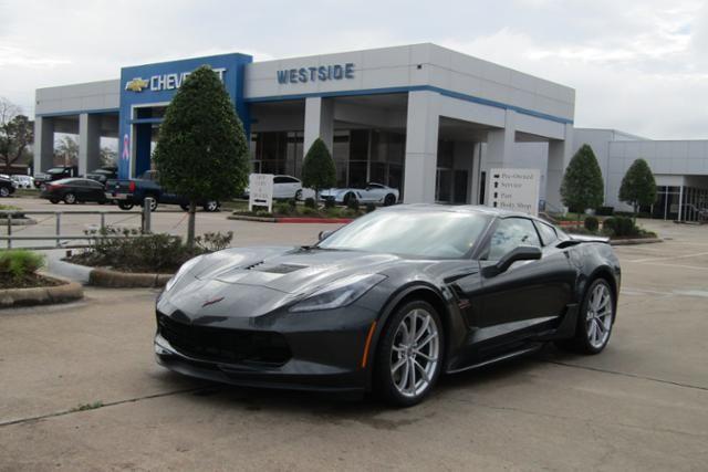 2019 Chevrolet Corvette Grand Sport Coupe 2lt For Sale In Houston
