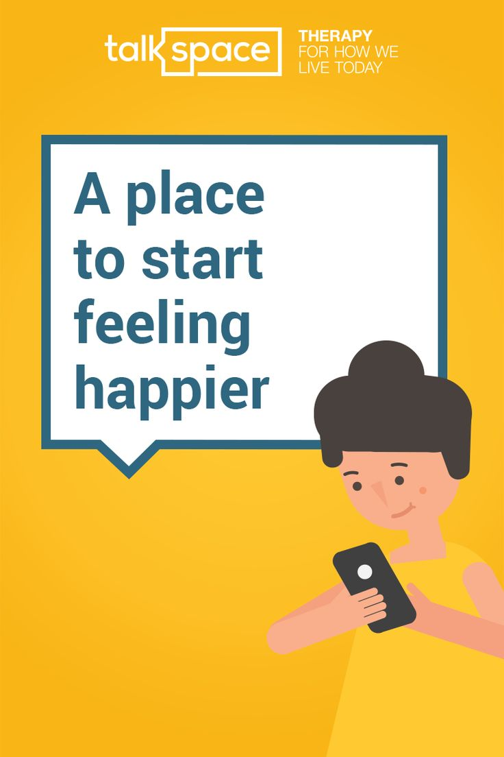 Talkspace is the leading provider of online therapy, with over 300,000 users and more than 300 licensed therapists. Plans start for as low as $19/week. Try it today and start chatting now!