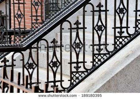 Best Iron Railing And Doorsteps Classic Handrail And Side 400 x 300