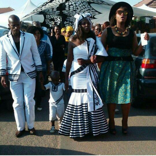 #Xhosa attire #myculture