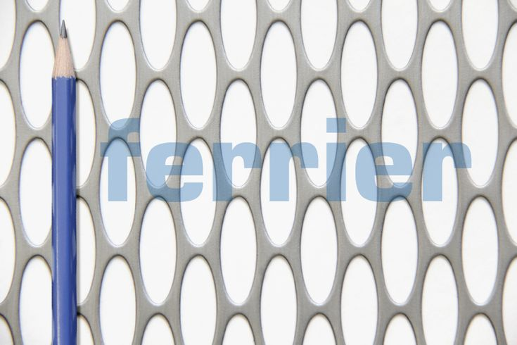 """1/4 x 3/4 ellipse available in 24"""" x 24"""" panels."""