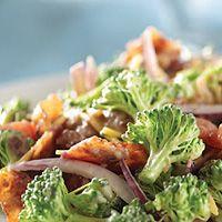 Broccoli Salad with Bacon recipe - HEB